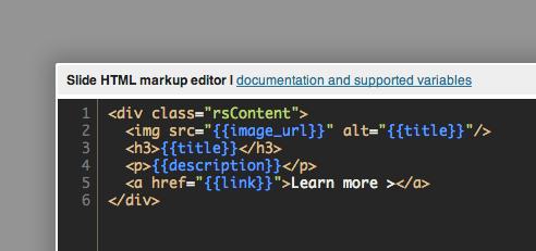 RoyalSlider WordPress Plugin